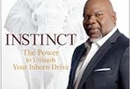 T.D. Jakes, Instinct, Book Review, Reviews, Books, Inspiration, Help, Success, Life