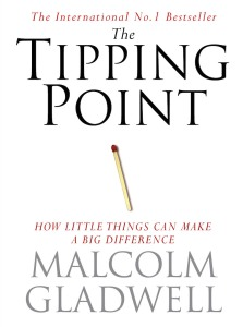 destinationbooked, Tipping Point, Malcolm Gladwell, Books, Book, Book Review, Reviews, Social Change, Blog, Book Blog