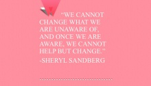 Sheryl Sandberg, Lean In, Quotes, Quote, Feminism, Facebook, Women, Inspiration, Book, Summary, Book Review, Reviews, Motivation, Change, Movement