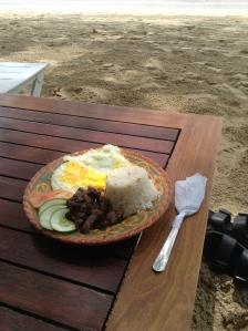 food, el nido, philippines
