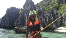 asia, El Nido, Island Hopping, Philippines, Travel, Backpacker, blog, black, blogger, snorkel, snorkeling