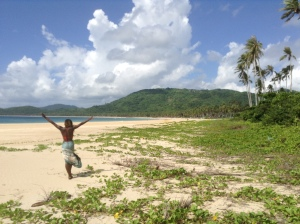 Nacpan Beach, El Nido, Philippines, Filipino, Food, Travel, Beaches, Backpacker, Asia, South East Asia, Best