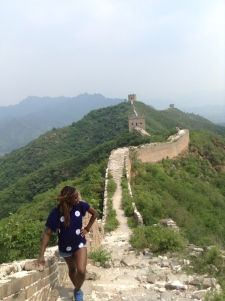 Great Wall, China, Asia, Travel, Backpacker, Black, Blogger,